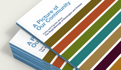 Community Strategy Document Design Work for Kensington and Chelsea